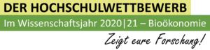 Hochschulwettbewerb Wissenschaftsjahr 2020/21